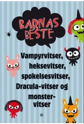 Vampyrvitser, heksevitser, spøkelsesvitser, Dracula-vitser og monstervitser