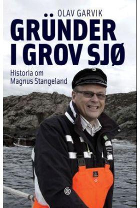 Gründer i grov sjø