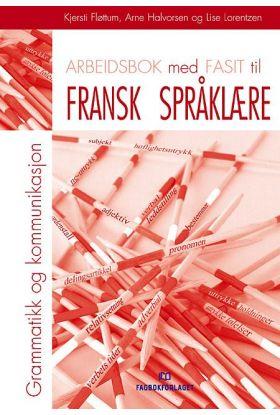 Arbeidsbok med fasit til fransk språklære