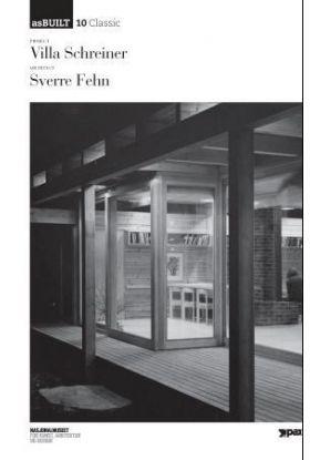 Project: Villa Schreiner, architect: Sverre Fehn