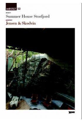 Project: summer house Storfjord, architect: Jensen & Skodvin