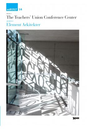 Project: the teachers' union conference center, architect: Element arkitekter as