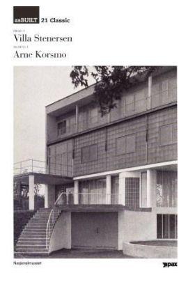 Project: Villa Stenersen, architect: Arne Korsmo
