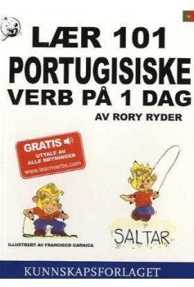 Lær 101 portugisiske verb på 1 dag