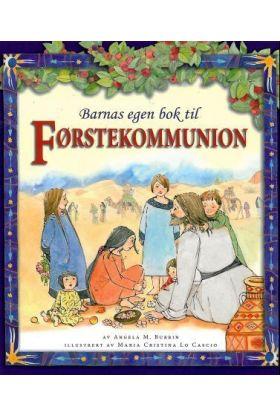 Barnas egen bok til førstekommunion