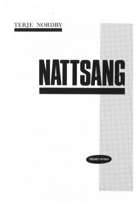 Nattsang