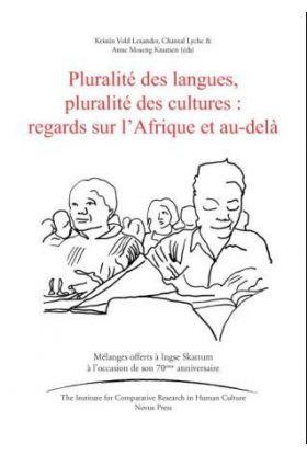 Pluralité des langues, pluralité des cultures