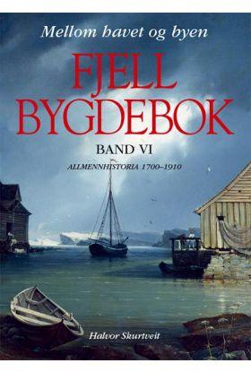 Fjell Bygdebok. Bd. VI