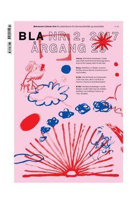 BLA - Bokvennen litterær avis. Nr. 2 2017