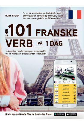 Lær 101 franske verb på 1 dag