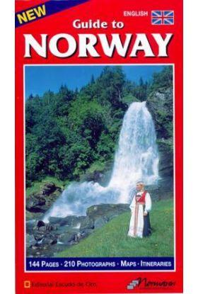 Guidebok Norge Engelsk