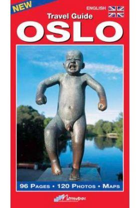 Guidebok Oslo Engelsk