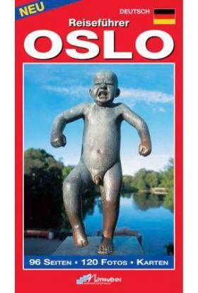 Guidebok Oslo Tysk