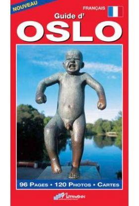 Guidebok Oslo Fransk
