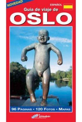 Guidebok Oslo Spansk
