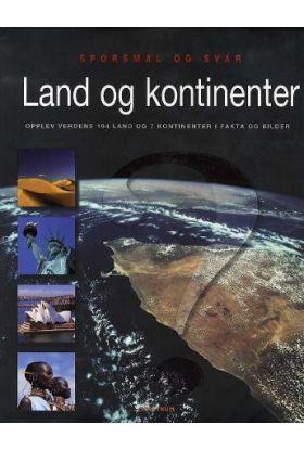 Land og kontinenter