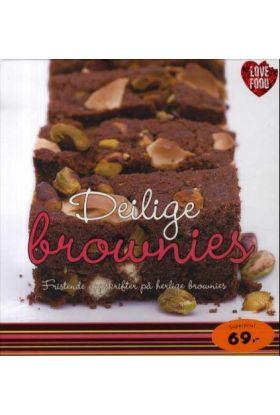 Deilige brownies