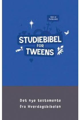 Studiebibel for tweens