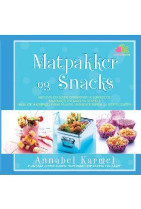 Annabel Karmel's matpakker og snacks