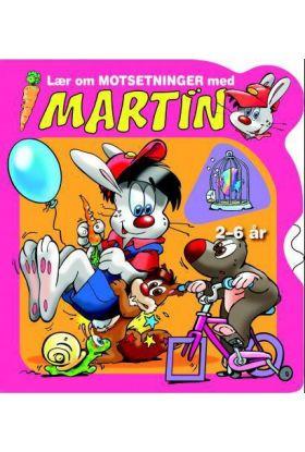 Lær om motsetninger med Martin