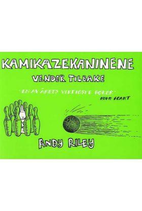 8f4d527c Dawn of the bunny suicides av Andy Riley | Heftet | Norli.no