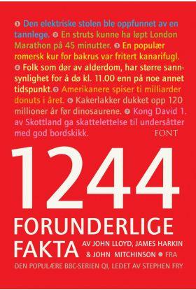 1244 forunderlige fakta