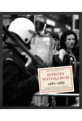 Norges fotoalbum 1980-1989