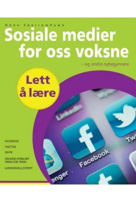 Sosiale medier for oss voksne