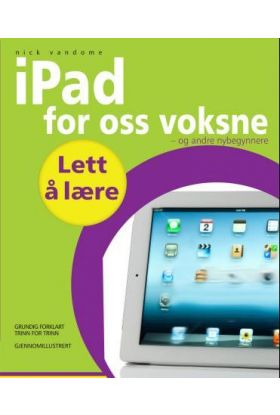 iPad for oss voksne