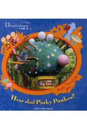 Hvor skal Pinky Ponken?