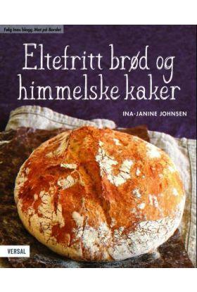 Eltefritt brød og himmelske kaker