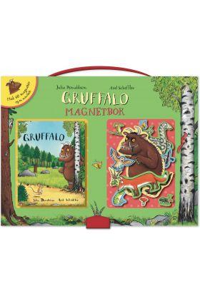 Gruffalo magnetbok
