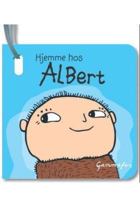 Hjemme hos Albert