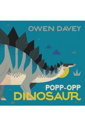 Popp-opp dinosaur