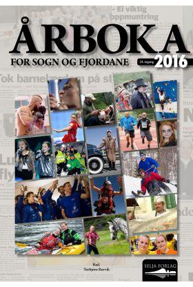 Årboka for Sogn og Fjordane 2016