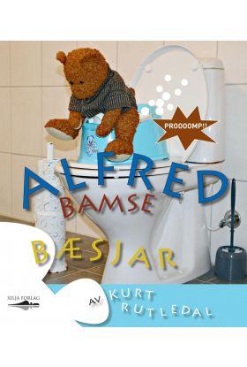Alfred Bamse bæsjar