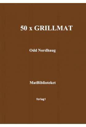50 x grillmat