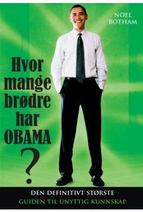 Hvor mange brødre har Obama?