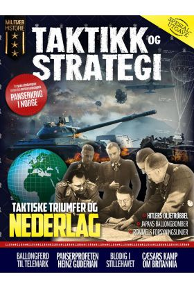 Taktikk og strategi