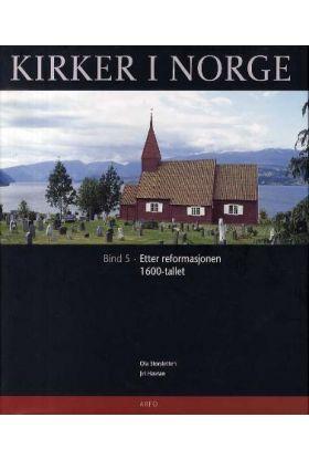 Kirker i Norge. Bd. 5