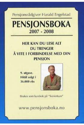 Pensjonsboka 2007-2008