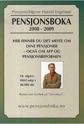 Pensjonsboka 2008-2009