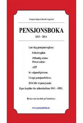 Pensjonsboka 2013-2014