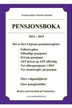 Pensjonsboka 2014-2015