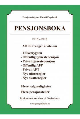 Pensjonsboka 2015-2016
