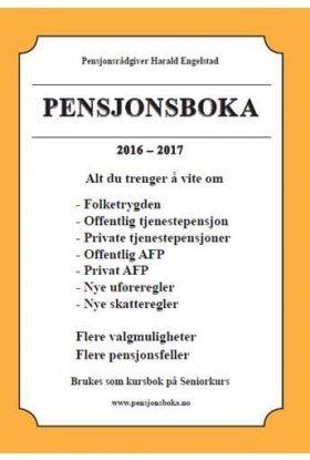 Pensjonsboka 2016-2017