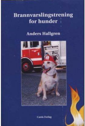 Brannvarslingstrening for hund