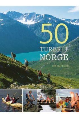 50 turer i Norge