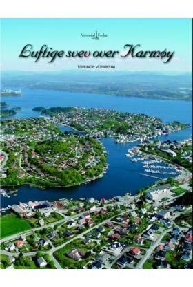 Luftige svev over Karmøy