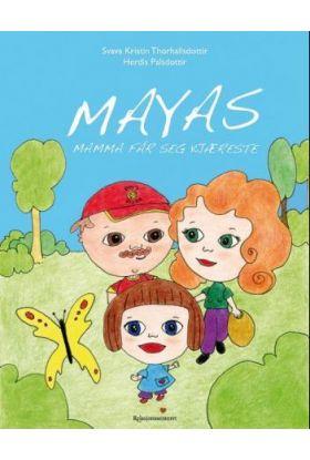 Mayas mamma får seg kjæreste